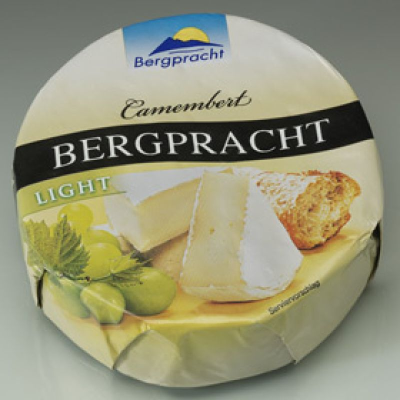 "Bergpracht Camembert ""Light"" 125 g"