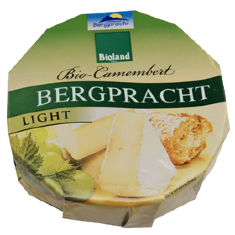 "Bioland Camembert ""Light"" 125 g"