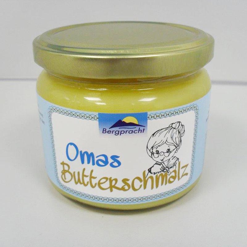 Alternative Butterschmalz